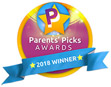 Winner of the 2018 Parents' Pick Award