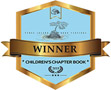 2015 winner of the Children's Chapter Book from the Tybee Island Book Festival Award