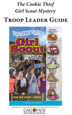 Read the Cookie Thief Troop Leader Guide
