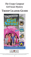 The Creepy Campout Girl Scout Mystery!