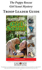 The Puppy Rescue Girl Scout Troop Leader Guide