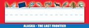 Alaska Nameplates - Pack of 36
