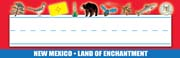 New Mexico Nameplates - Pack of 36