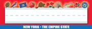 New York Nameplates - Pack of 36