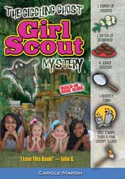 The Giggling Girl Scout Mystery first three chapters