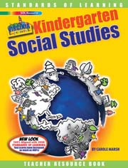 Virginia Kindergarten Teacher's Resource NEW