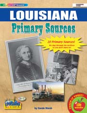 Louisiana Primary Sources