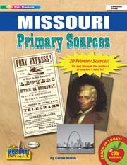 Missouri Primary Sources