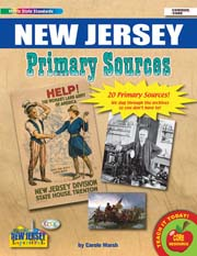 New Jersey Primary Sources