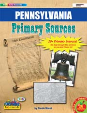 Pennsylvania Primary Sources