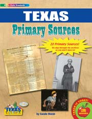 Texas Primary Sources