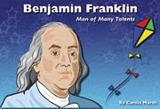 Benjamin Franklin: Man of Many Talents - Digital Reader, 1-year Teacher License