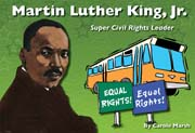 Martin Luther King, Jr.: Super Civil Rights Leader - Digital Reader, 1-year Teacher License