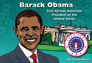 Barack Obama: First African American President of the United States - 44th President - Digital Reader, 1-year Teacher License