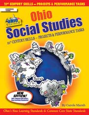 Ohio Experience 21st Century Skills - Projects & Performance Tasks, 1-year Online Access