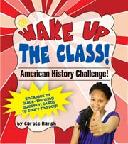 American History Challenge! – Common Core Question Pack