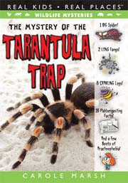The Mystery of the Tarantula Trap