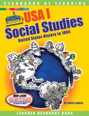 USA I: United States History (to 1865) Teacher Resource