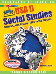 USA II: United States History (1865 to the Present) Teacher Resource