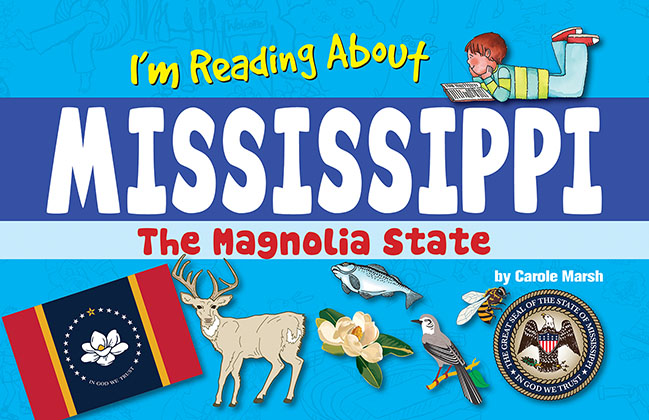 I'm Reading About Mississippi