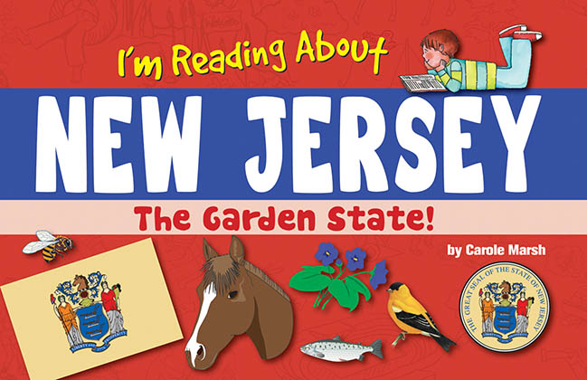 I'm Reading About New Jersey