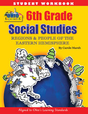 Ohio 6th Grade Student Workbook