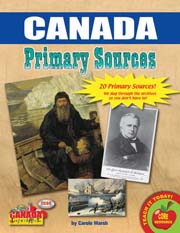 Canada Primary Sources