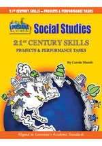 Louisiana Experience 21st Century Skills - Projects & Performance Tasks, 1-year Online Access
