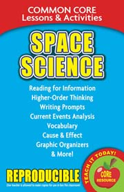 Space Science - Common Core Lessons & Activities