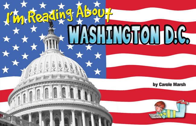 I'm Reading About Washington, D.C.