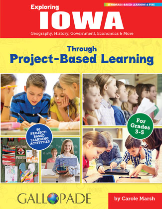 Exploring Iowa Through Project-Based Learning