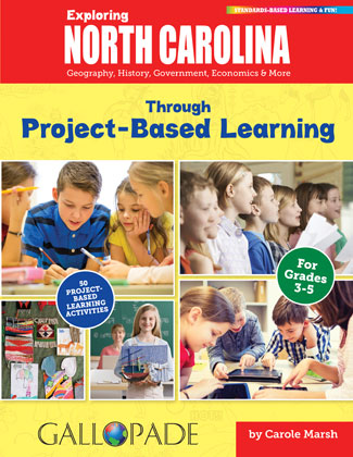 Exploring North Carolina Through Project-Based Learning