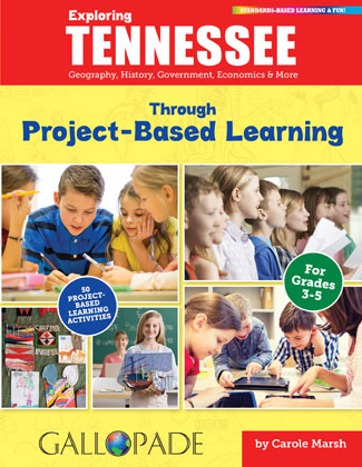 Exploring Tennessee Through Project-Based Learning