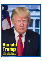 Donald Trump: America's 45th President - Photo Pack - Pack of 30
