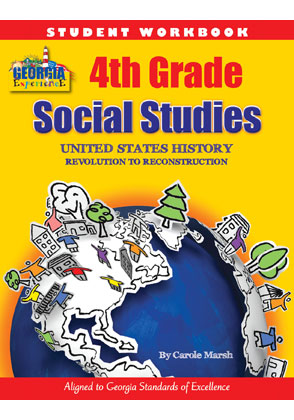 Georgia 4th Grade Student Workbook: United States History