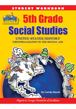 Georgia Experience 5th Grade Student Workbook: United States History