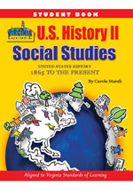 Virginia Experience USA II: United States History (1865 to the Present) Student Workbook