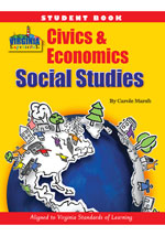 Virginia Experience Civics & Economics Student Workbook