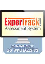Georgia Experience 8th Grade ExperTrack Assessment System, 1-Year Student License