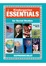 Kindergarten Essentials for Social Studies