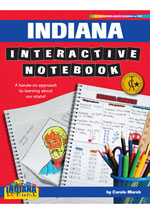 Indiana Interactive Notebook: A Hands-On Approach to Learning About Our State!