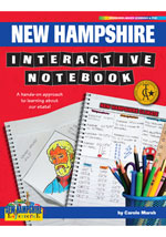 New Hampshire Interactive Notebook: A Hands-On Approach to Learning About Our State!