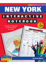 New York Interactive Notebook: A Hands-On Approach to Learning About Our State!