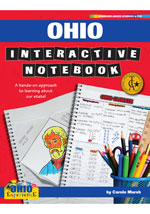Ohio Interactive Notebook: A Hands-On Approach to Learning About Our State!
