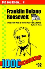 Franklin Delano Roosevelt: President with a 'New Deal' for America