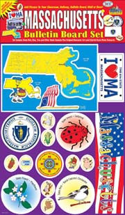 Massachusetts Bulletin Board Sets