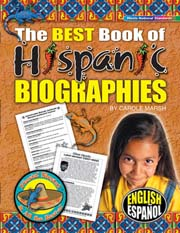The Best Book of Hispanic Biographies
