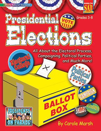 Presidential Elections Teacher Resource Book