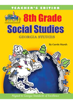 Georgia 8th Grade Teacher's Edition-Workbook