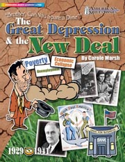Great Depression & the New Deal: Brother, Can You Spare a Dime?